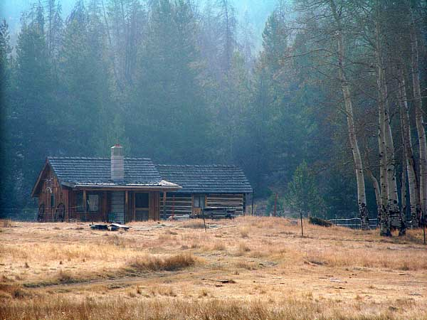 Montana Cabin 4