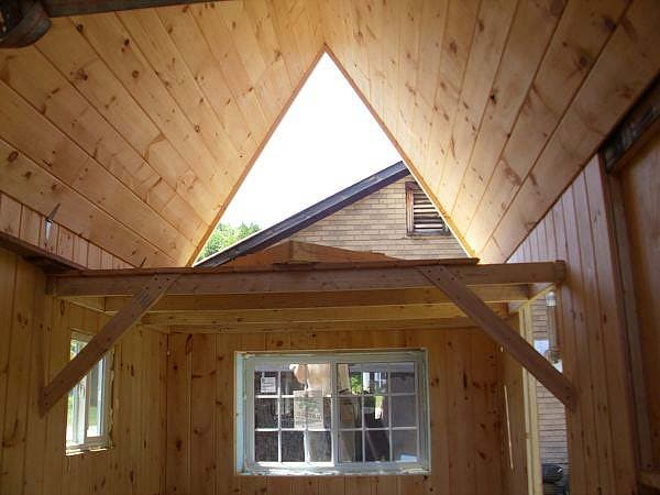 fold down roof