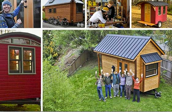 PAD Tiny Houses