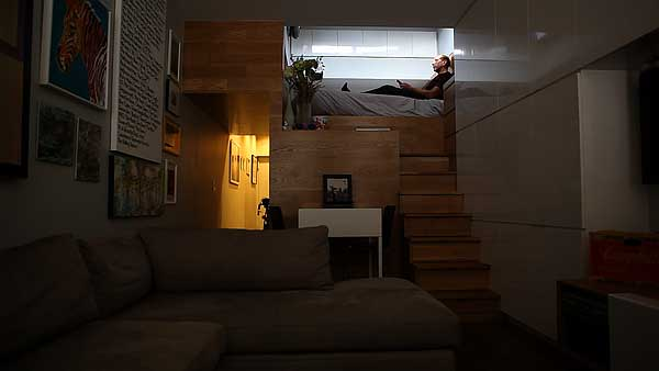 Pozner Sleeping loft