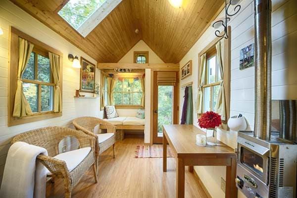 interior bayside bungalow
