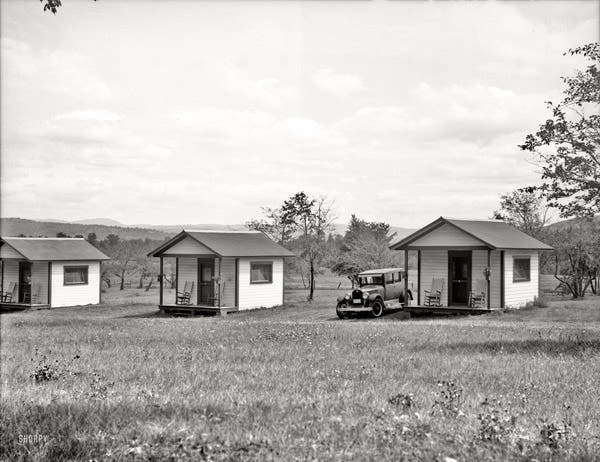 tourist cabins
