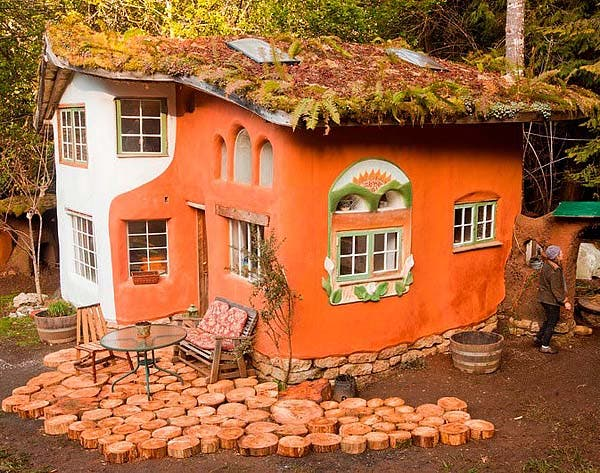 cob cottage