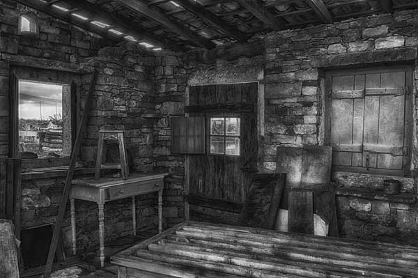 little house interior