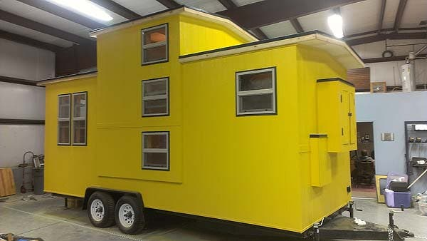caboose tiny house
