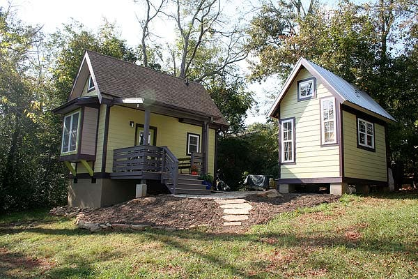 Pleasant My Tiny House In Asheville Largest Home Design Picture Inspirations Pitcheantrous