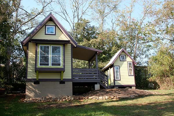 My Tiny House in Asheville