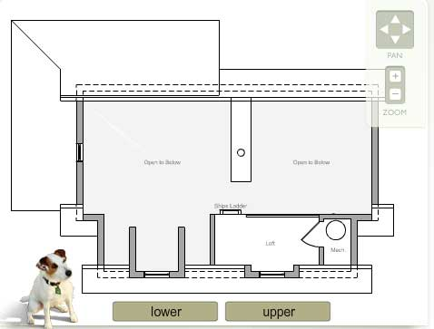 Upper Floorplan