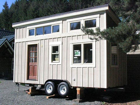 Alsek tiny house
