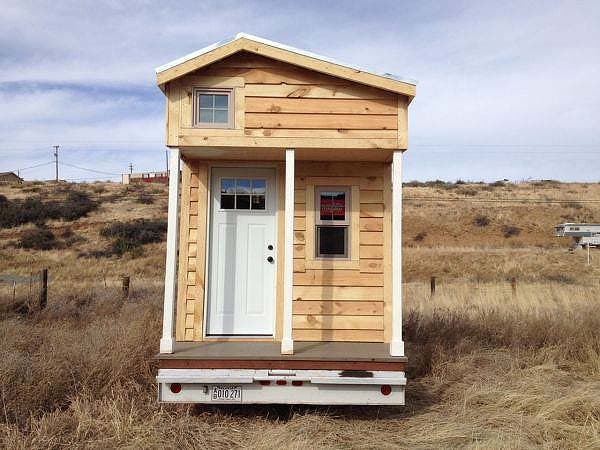 Tiny House Plans Home: Humble Homes Tiny House Plans