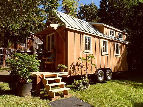 Oregon cottage company 39 s new website for Tiny home companies