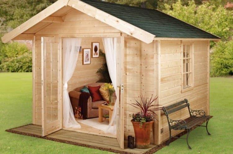 Finnforest ensi tiny house blog for Stick built home kits