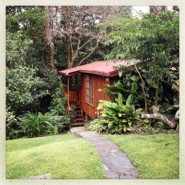 4500 Square Feet Tropical House On A Very Small Lot But: Costa Rica Small Houses