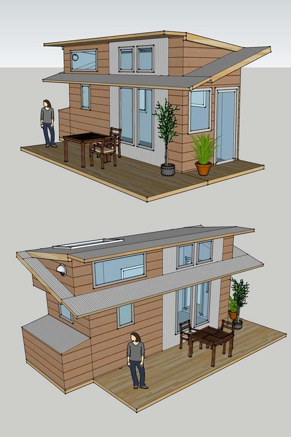 Aleks Tiny House Project