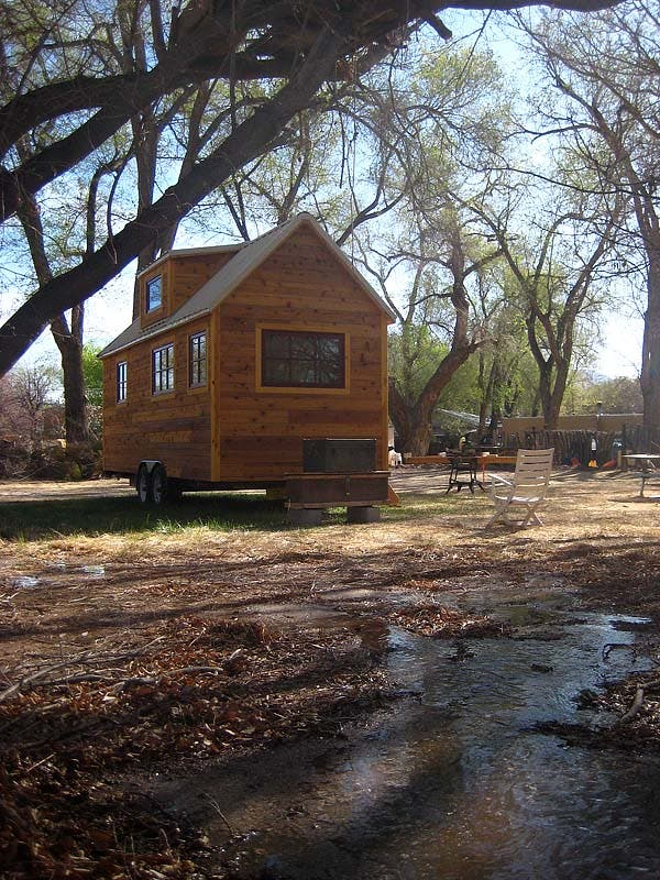 New Mexico tiny house #2