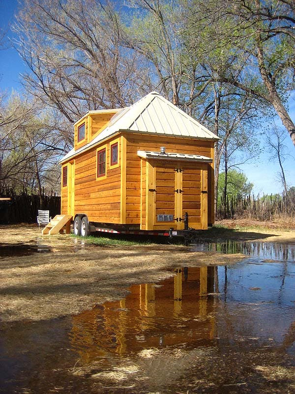 New Mexico tiny house