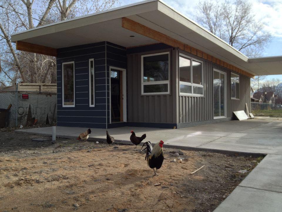 Sarah House Project
