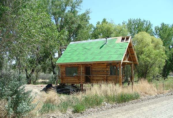 Devils Kitchen cabin