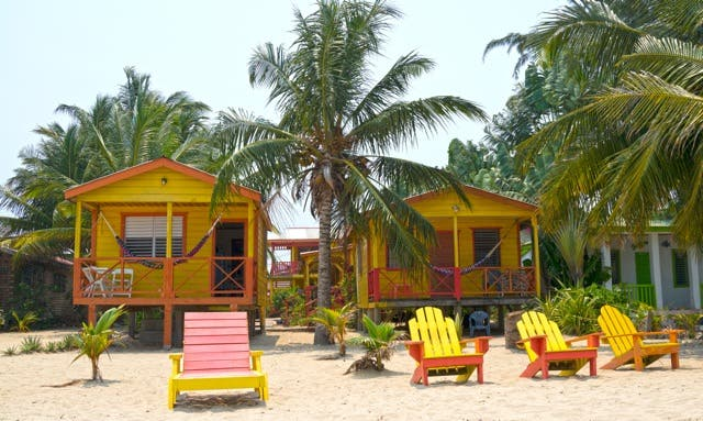 The Tiny Houses Of Belize House Blog