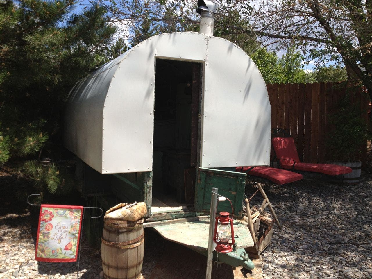 Julies Sheep Wagon Tiny House Blog