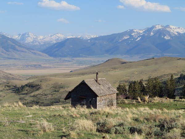 West Pine Creek homestead