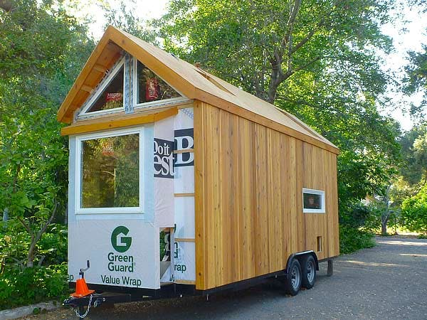 tiny house stay