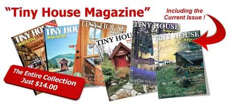 Tiny House Magazine Issue 6