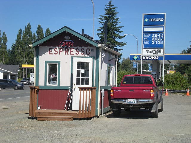 Coffee Huts As Tiny Houses Tiny House Blog