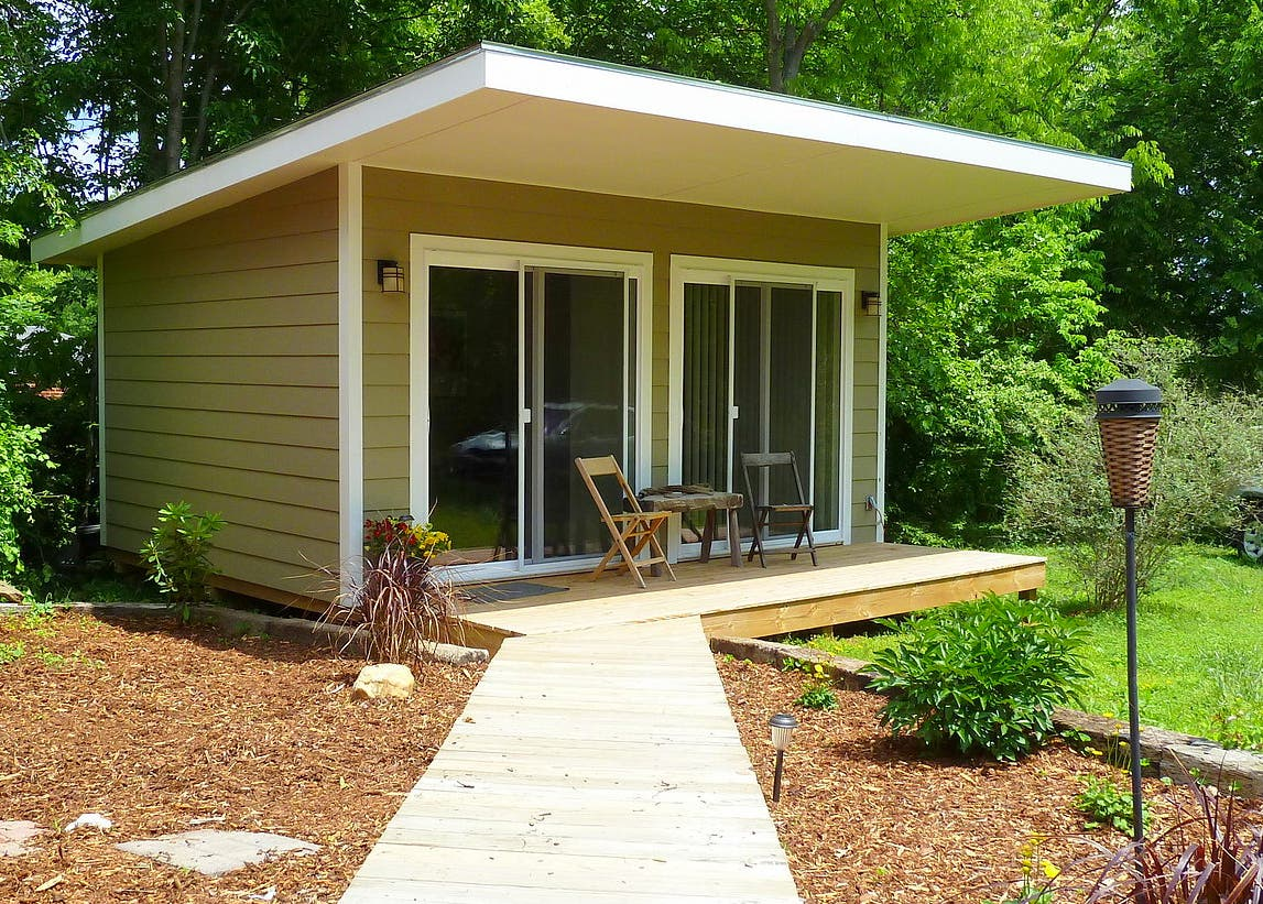Hummingbird tiny spaces tiny house blog for Homes on a budget