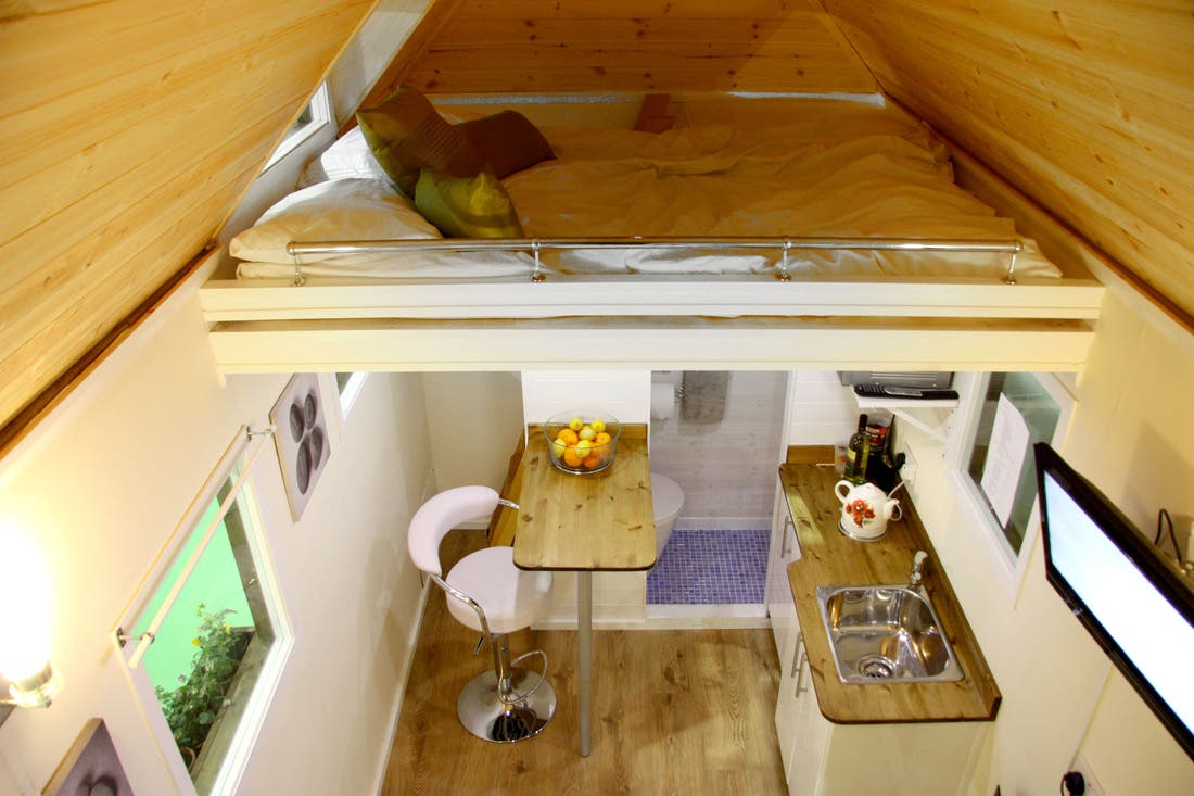 I love tiny house on pinterest guest cabin tiny house for Interior designs for tiny houses