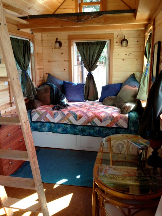 Tiny House Hotel in Portland Tiny House Blog