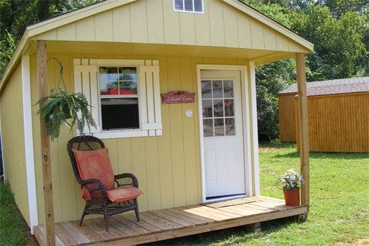Showcase Sheds Tiny House Tiny House Blog