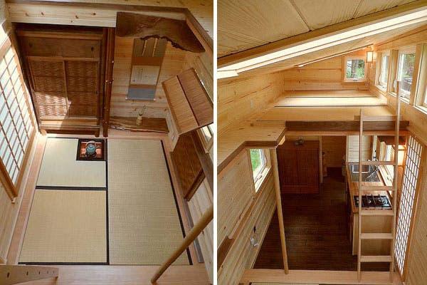 Japanese tea house interior design - House and home design