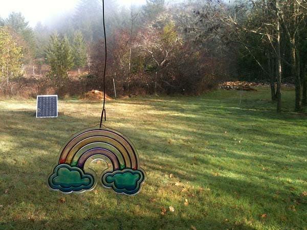 solar yard