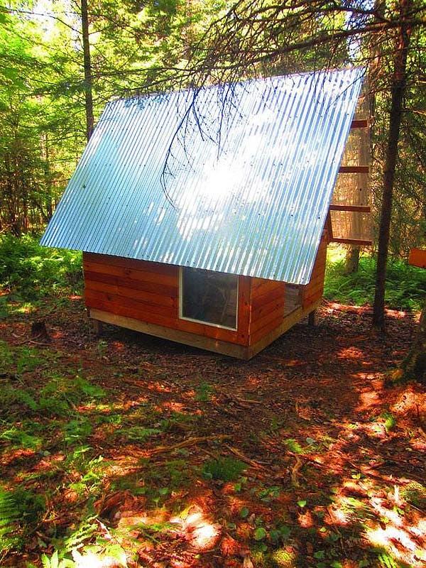 Deek's cabin