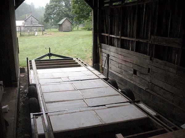 26 foot trailer