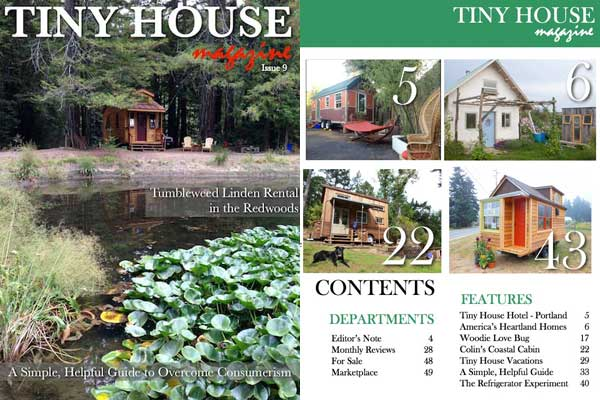 Tiny House Magazine Issue 9