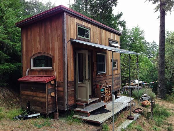 Colin S Tiny House
