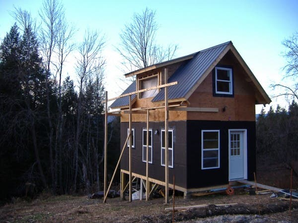 Vermont Tiny Houses Workshop