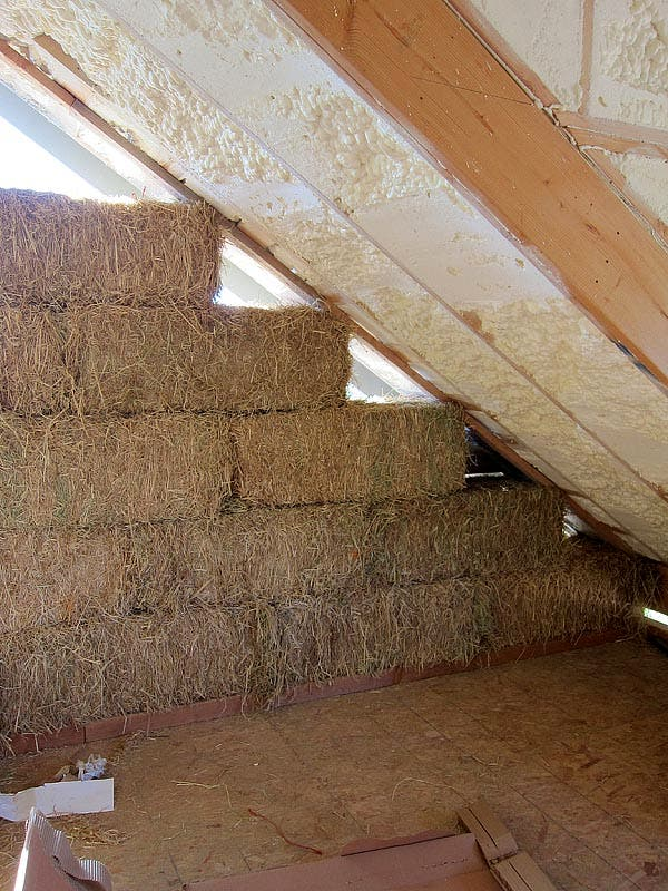 upper level bales