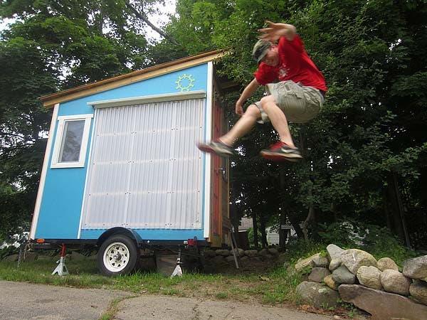 The Deek jump