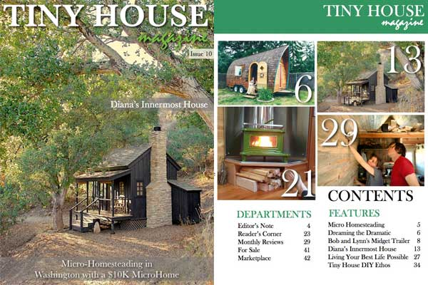 Tiny House Magazine Issue 10
