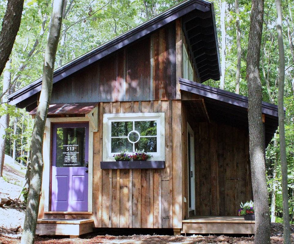 Hobbitat spaces tiny house blog Tiny cabin