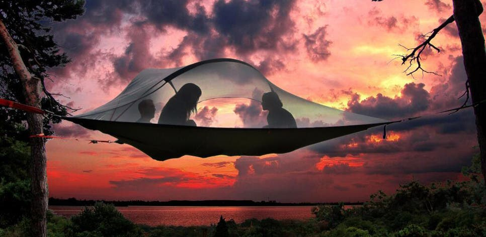 Stingray Tents