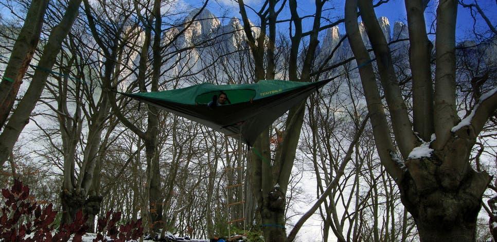 Photos by Stingray Tents & Stingray Tents - Tiny House Blog