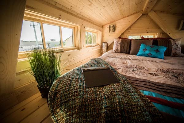 Tiny Home Designs: Tumbleweed Tiny House Company Plans Redesign