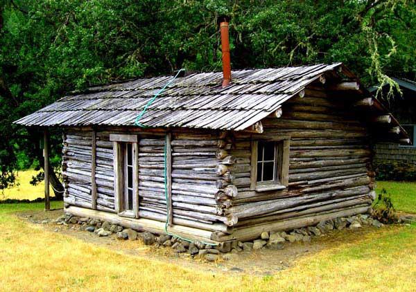 Zane Grey cabin