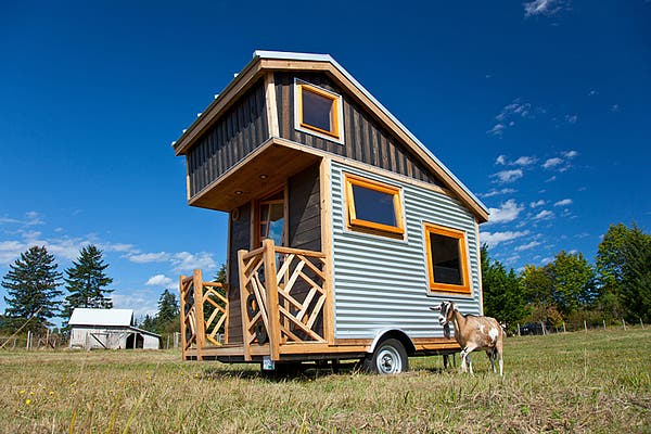 Gnomadik tiny houses for Modern mini homes