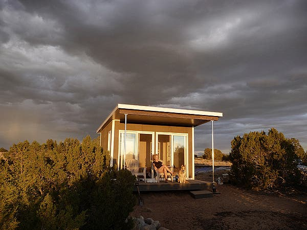 New Mexico Zip Cabin