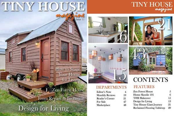 Tiny House Magazine Issue 11